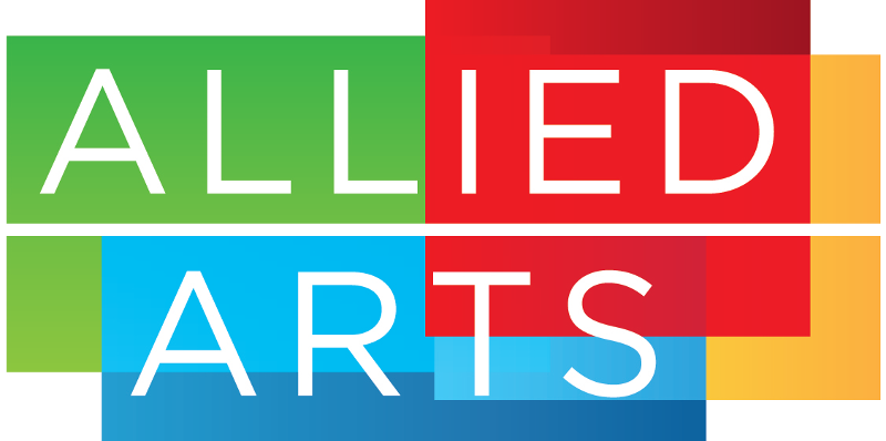 Allied Arts Colored logo
