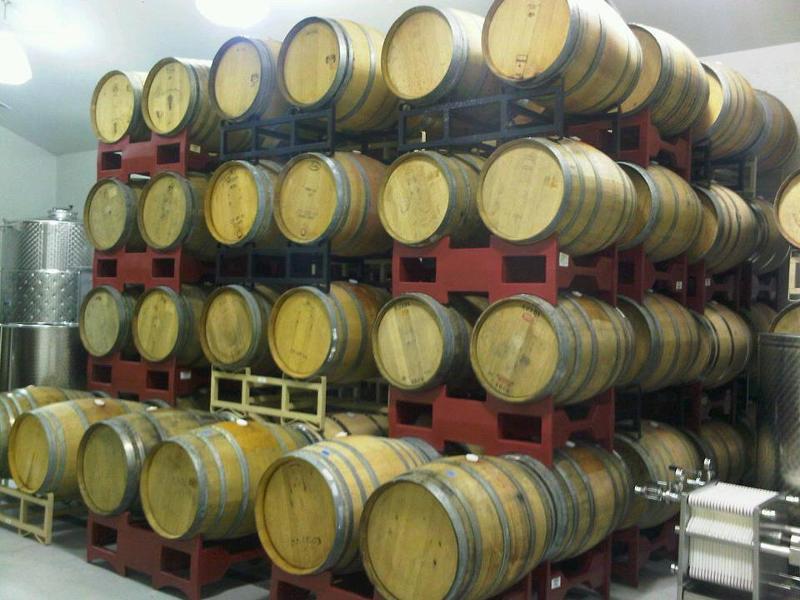 Barrel Stacks