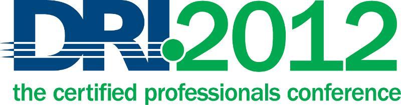 DRI 2012 Conference Logo