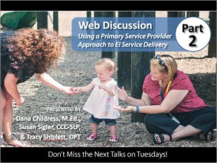 Talks on Tuesdays Webinar Archive
