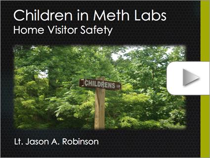 Children in Meth Labs