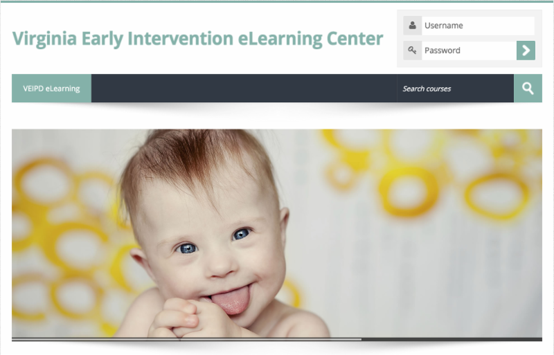 VEIPD eLearning Site
