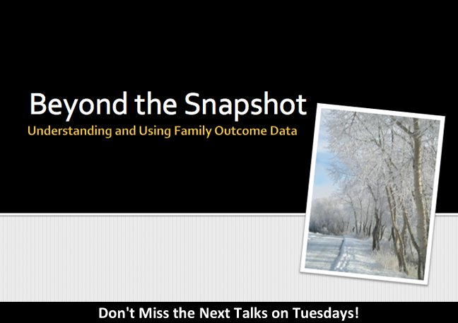 December Talks on Tuesdays