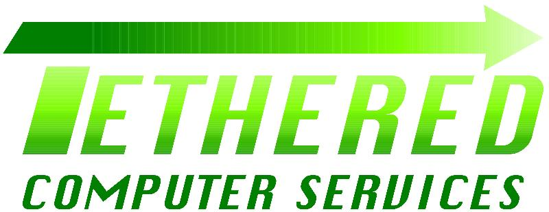 Tethered Computer Services Logo