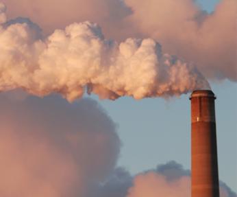Fresh Energy Coal Plant Photo
