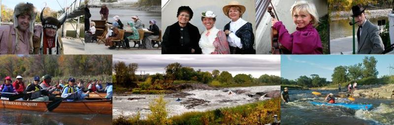 Minnesota River History Weekend Photo