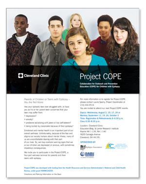 Project Cope Flier