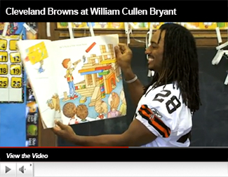 Cleveland Browns video link