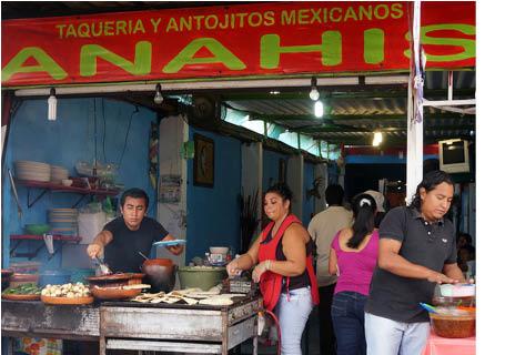 Anahi's Restaurant