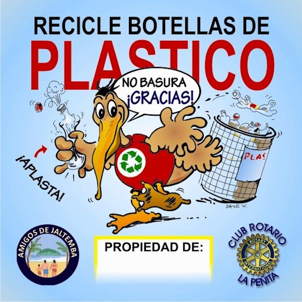 Los Amigos Recycling Logo