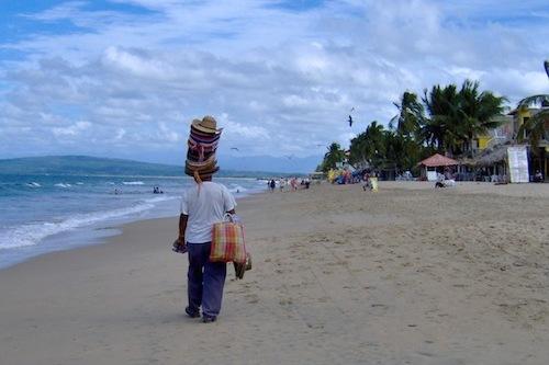 Guayabitos Hat Man