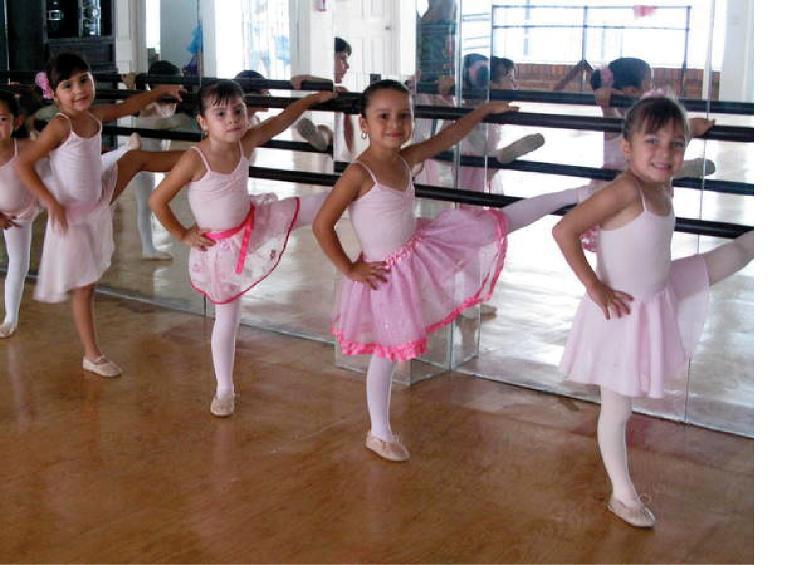 Estudio de Danza