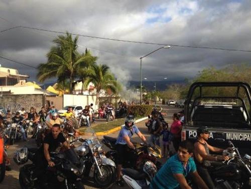 Motofiesta Guayabitos 2014