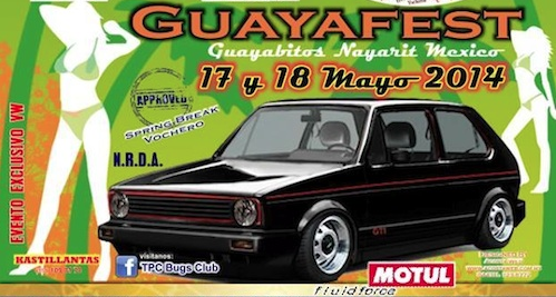 2014 Guayafest Poster 2