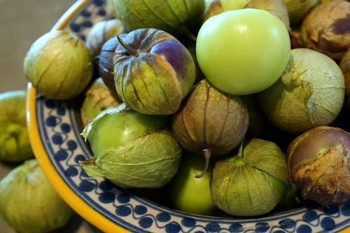 In Season: Tomatillos