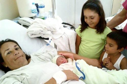Tiki's Baby Mateo