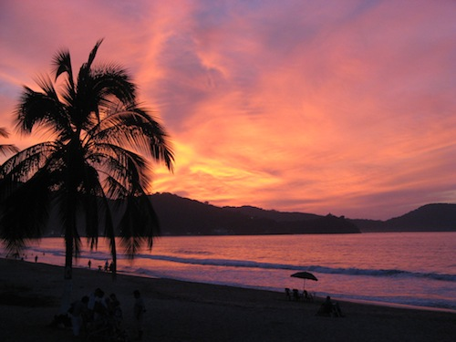 Dianna Belitski Guayabitos Sunset 9875