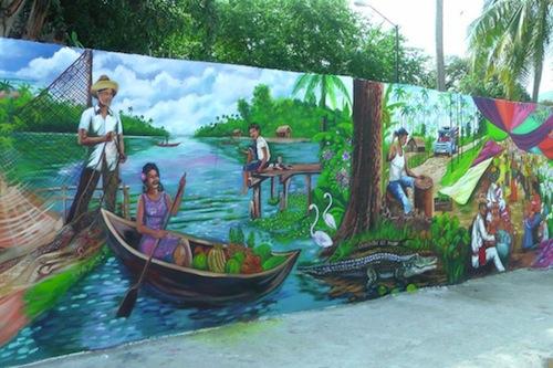 New Guayabitos Mural