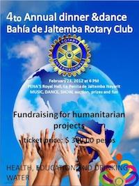Rotary Dinner & Dance