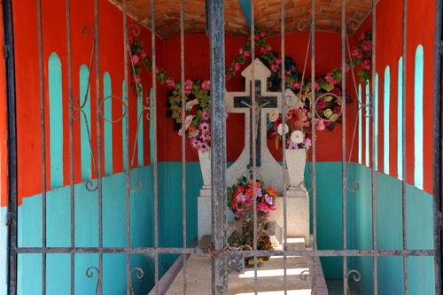 AW Cemetery in La Penita