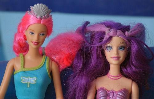 Barbie Lady - dolls