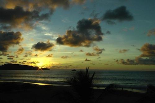 Lyle's Jaltemba Bay Sunset