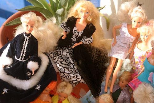 Barbie Lady Back 2012