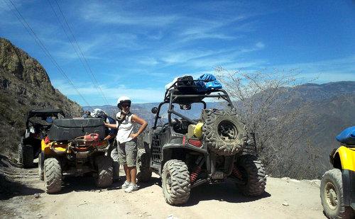 Quad Copper Canyon