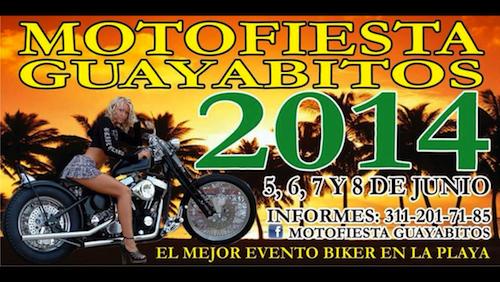 Motofiesta Poster 2014