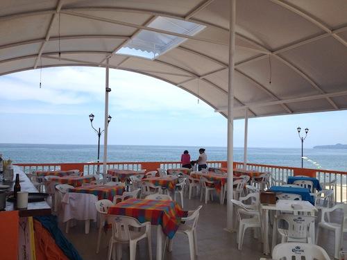 Las Brisas Restaurant Remodel