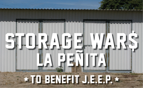 Storage Wars La Penita JEEP