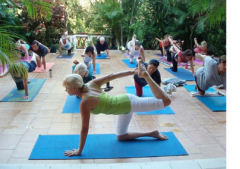 Guayabitos Yoga