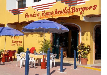 Wanda's Burgers & Ribs