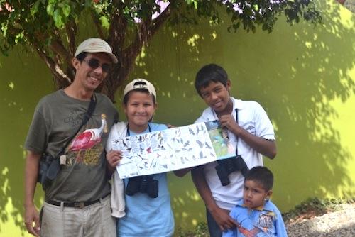 San Pancho Birding