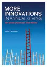 More Innovations in Annual Giving