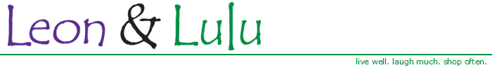 Leon & Lulu Banner