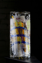 Dale Chihuly's Cylinder