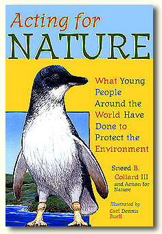 Action for Nature book