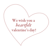 Valentine Heart Message
