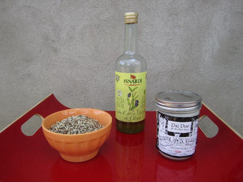 Olive Lard Seeds