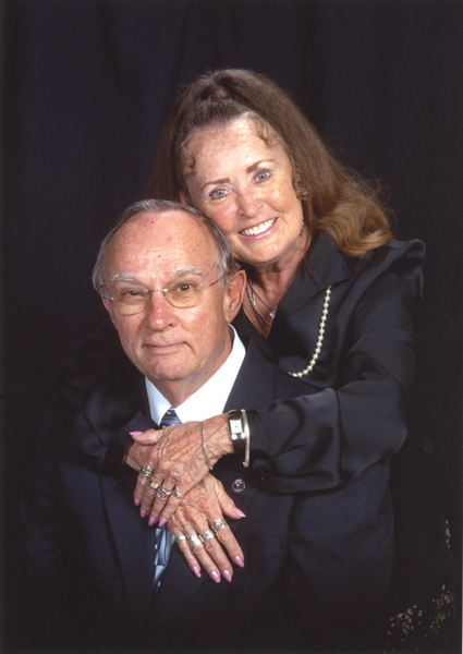 Jim and Kay Brown