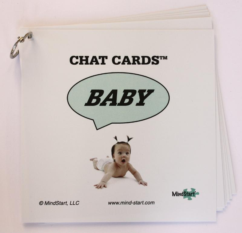 Chat Cards-Baby