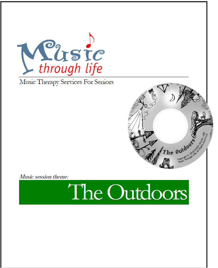 Music Through Life Outdoors DVD