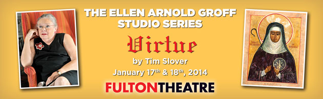 Ellen Arnold Groff Series performance of VIRTUE