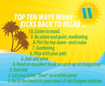 Top Ten Tips