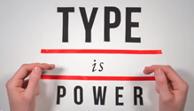 Type Is Power
