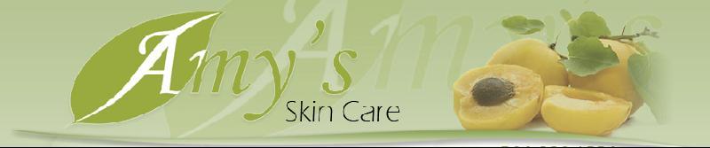 Amy Skin Care Header