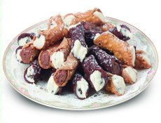 Cannoli assorted