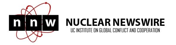 Nuclear Newswire header art