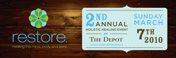 RESTORE HEALING ANNUAL EVENT, MARCH 7, 2010